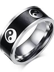 316 Stainless Steel Religious Totem Ring