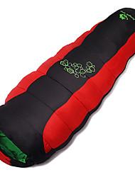 Sleeping Bag Mummy Bag Single 0℃ Hollow Cotton 240g 220X80 Camping Waterproof Jungleking