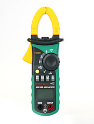 Mastech MS2108S 6600 Counts Auto Range 600a AC&DC Current True Rms Digital Clamp Meter With Capacitance +hz Measurement
