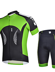 Breathable Quick Dry Bike Clothing Bicycle Wear Riding Short Sleeve Cycling UShorts Cycling Jerseys