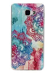 Für Samsung Galaxy Hülle Muster Hülle Rückseitenabdeckung Hülle Mandala TPU Samsung A7(2016) / A5(2016) / A3(2016)