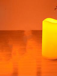 große LED-Kerze für Geburtstag Weihnachten Partei führte Geburtstagskerze