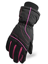 Fulang Warm Cold-proof Wear-resisting Outdoor Ski Gloves GE32