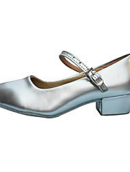 Zapatos de baile ( Plata ) -Ballet / Latino / Jazz / Zapatillas de Baile / Moderno / Samba / Accesorios para Zapatos de Baile / Zapatos