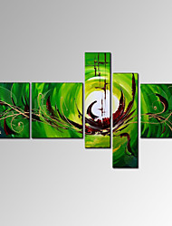 VISUAL STAR®Modern Abstract Oil Painting Living Room Wall Decor Artwork Ready to Hang