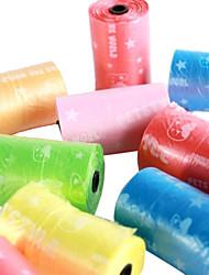 Plástico-Portátil- paraCães