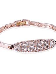 Chaînes & Bracelets ( Cristal ) Mariage / Soirée / Quotidien / Casual