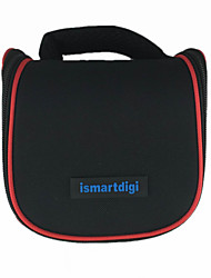 ismartdigi i204 Camera Bag for All Mini DSLR DV Nikon Canon Sony Olympus Strap Long:min.60/Max.108cm