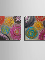 Mini Size E-HOME Oil painting Modern Abstract Patterns Pure Hand Draw Frameless Decorative Painting