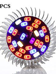 10pcs morsen®28w e27 volles Spektrum LED-Leuchten Hydroponik Blume Fruchtgemüsepflanzen AC85 geführt wachsen Beleuchtung ~ 265V