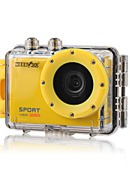 MEEE GOU MEE3 Sport cam 2.0 12MP 3264 x 2448 / 1920 x 1080 60fps No 2 CMOS 32 GB Formato H.264 Inglese Scatto singolo 30 M ConvenienteSub