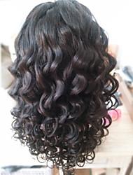 "Brazilian Virgin Hair Lace Front Wigs Human Hair Wigs for Black Women 8""-30""Body Wave U Part Wig"