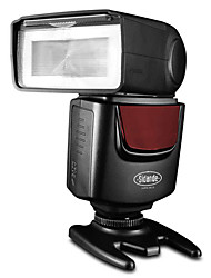 Sidande DF-400 Flash Speedlite Flashgun Gun for Canon Nikon Pentax Olympus Fuji Panasonic Digital SLR Camera as YN460