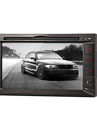 "The Dvd Player 2 Din Car (""Rgb + Navi Gps Bluetooth 4G + Sd Card"