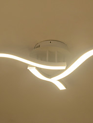 45W Modern/Contemporary LED Flush Mount Living Room / Bedroom / Dining Room / Kitchen