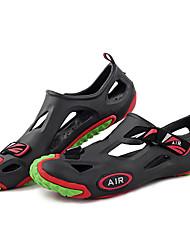Sapatos Masculinos - Sandálias - Amarelo / Verde / Preto e Vermelho / Preto e Branco / 1 # / 2 # - Sintético -Ar-Livre / Casual / Para