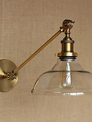AC 100-240 40W E26/E27 Современный Бронзовый Особенность for Лампа входит в комплект,Рассеянный Светильнике на шарниренастенный