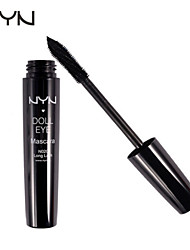 Mascara Cream Wet Long Lasting / Natural Black Eyes 1 1