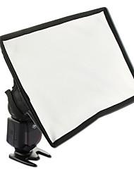 sidande® 15x17cm портативный фотографии мини флэш-комплект диффузор софтбокс для Canon Никон SAMSUNG DSLR Speedlite вспышки
