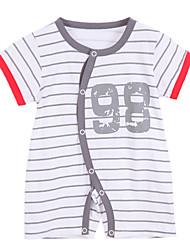 Unisex Cotton Overall & Jumpsuit , Summer Short Sleeve