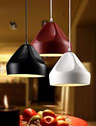 Max 60W Tradicional/Clássico / Vintage / Retro Estilo Mini Pintura Metal Luzes PingenteSala de Estar / Quarto / Sala de Jantar / Cozinha