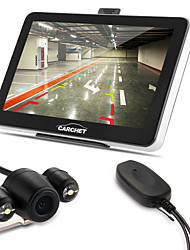 "7 ""do carro do bluetooth av - Navegador GPS câmera reversa wireless mapa aus"