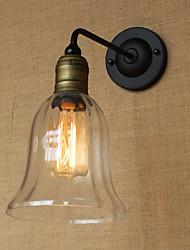 AC 100-240 40 E26/E27 Rústico/ Campestre Pintura Característica for Bombilla Incluida,Luz Ambiente Candelabro de pared Luz de pared