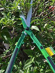 SELLERY Pruner Garden Scissor with Green Handle Stick Fruit Cutting Tool