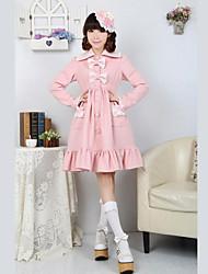 jsk lolita linda Lolita traje noble hermosa princesa de impresión multicolor