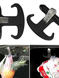 ziqiao сзади автомобиля крышка рог крюк для VOLKSWAGEN JETTA MK4 Bora mk5 Mk6 куб.см b6 B7L Пассат Škoda Octavia автомобильные аксессуары