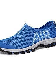 Men's Hiking Shoes Tulle Blue / Gray / Royal Blue
