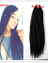 Bulk Buy Crochect Senegalese Twist 100% Kanekalon for Black Women