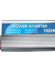 1000w Power Inverter 12v24v mit usb zu 220v