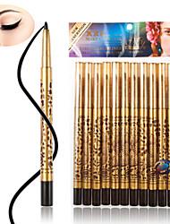 Lápis de Olho Lápis SecosVolumizado / Gloss com Purpurina Brilhante / Gloss Colorido / Longa Duração / Natural / Secagem Rápida /