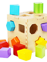 Geometry Number House for Infant(0-2 years old)