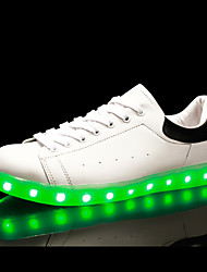 LED Light Up Shoes, Women's Shoes USB Ballerina/Novelty Flats/Fashion Sneakers/Athletic Shoes Outdoor
