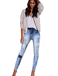 Women's slim stylish denim Jeans