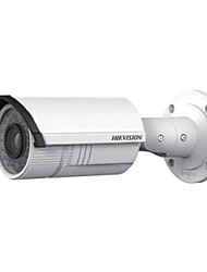 Hikvision DS-2cd2632f-es la cámara de 3.0MP 2.8-12mm exterior varifocal bala IR (audio y alarma, poe)