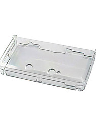 Hard Crystal Case Clear Skin Cover Shell for Nintendo 3DS
