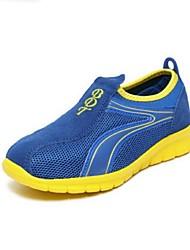 Sneakers a la Moda(Multicolor) -Comfort / Punta Redonda-Cuero