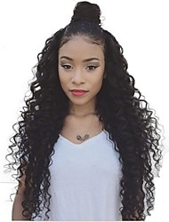 Joywigs Best Natural Looking Deep Curly Lace Front /Full lace wig  8a Remy Human Hair Wigs