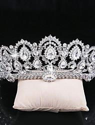 Mulheres Liga Capacete-Casamento Ocasião Especial Tiaras 1 Peça