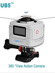 1080P (Full-HD) Sport cam/Fotocamere tipo GoPro 5 2MP 1280x960 120fps 40x 0 CMOS 32 GB Formato H.264 Inglese Scatto in sequenza 100 M