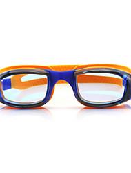 FEIUPE Óculos de Natação Mulheres / Homens / Unisexo Anti-Nevoeiro / Á Prova-de-Água / Tamanho Ajustável / Proteção UV Gel Silica PCPreto