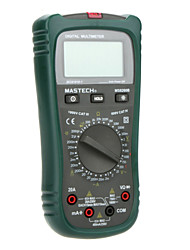 MASTECH MS8260B  digital multimeter with shidianbi - background light - protection circuit capacitance