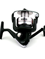 5BB Spinning Reels Gear Ratio 4.7:1 Spinning Fishing Reel PHD60 Random Colors