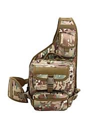 20 L mochila Esportes de Lazer Ao ar Livre Á Prova de Humidade / Vestível Camuflagem Lona Fulang