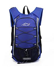 20-30 L Rucksack Legere Sport Outdoor Feuchtigkeitsundurchlässig / tragbar Blau Oxford Fulang