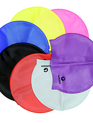 Cap Diving Hoods Unisex For Swimming / Diving Waterproof Yellow / White / Red / Pink / Gray / Black / Blue / Purple Free Size