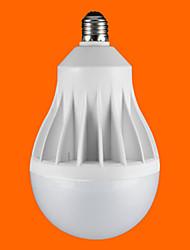E26/E27 Lampadine globo LED G60 1pcs SMD 3528 1900 lm Luce fredda AC 220-240 V 1 pezzo